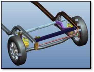 Chassis & Vehicle Dynamics - Jayem Automotives